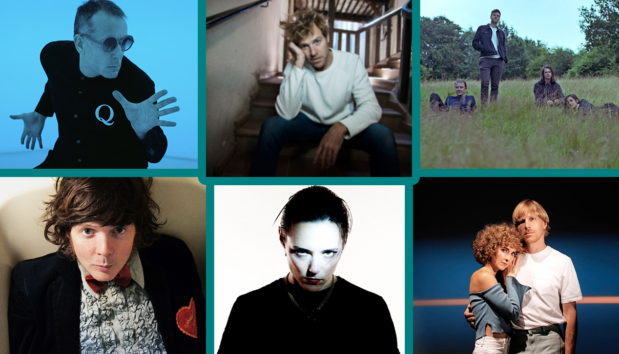Matt Sharp and the Rentals, French 79, Spinning Coin, Tennis band, Jehnny Beth, Beach Slang.