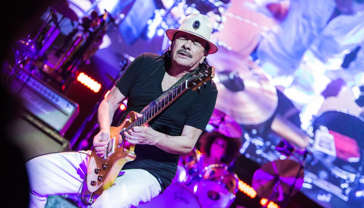 Santana, Carlos Santana