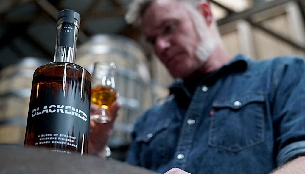 Rob Dietrich, Blackened American Whiskey, Metallica