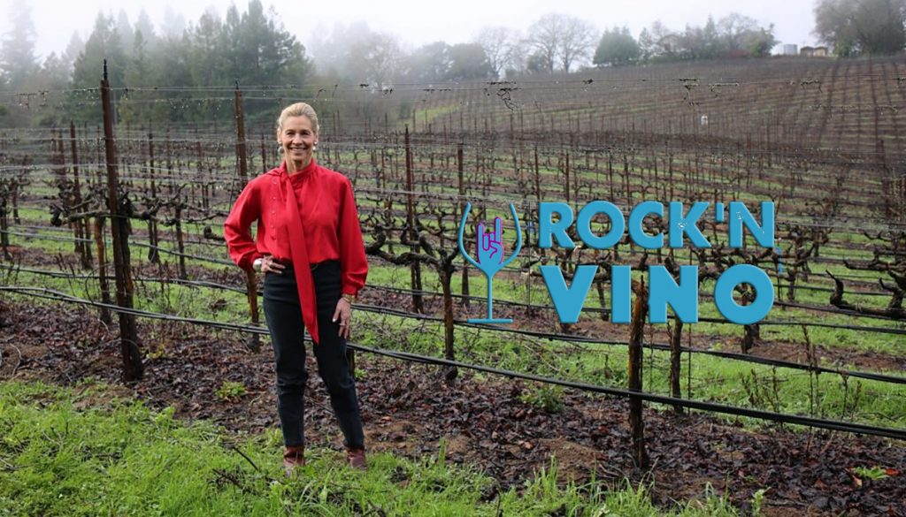 Joy Sterling, Iron Horse Vineyards