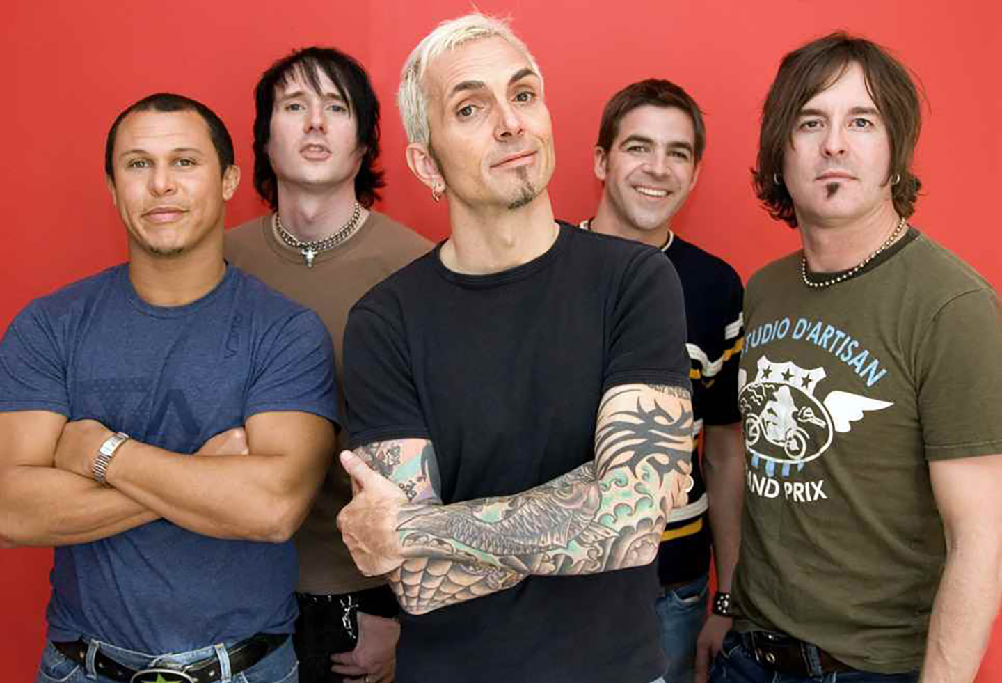 Everclear leader Art Alexakis finds 'new life' in music