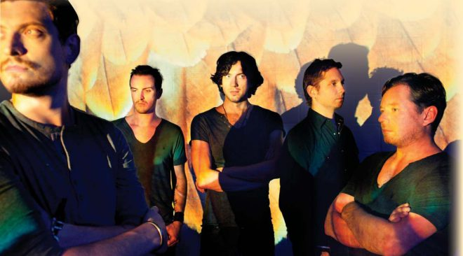 INTERVIEW: Snow Patrol battles to smash image as balladeers