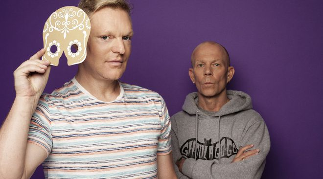 Erasure's Andy Bell on getting his mojo back