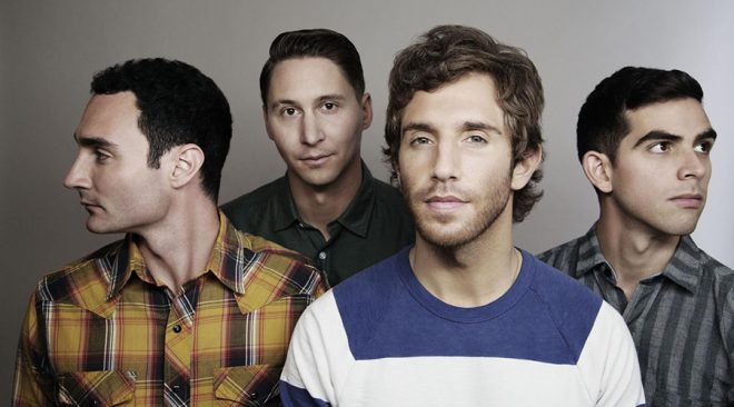 Smallpools on vegan granola and playing good cop, bad cop on new record