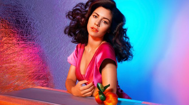 Q&A: Marina and the Diamonds on touring, writing and leading an army