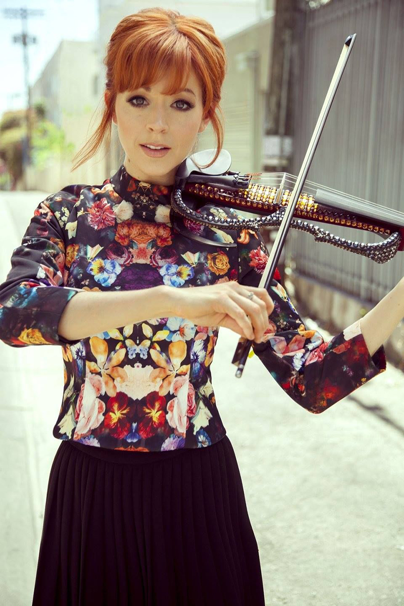 Lindsey Stirling, Courtesy.