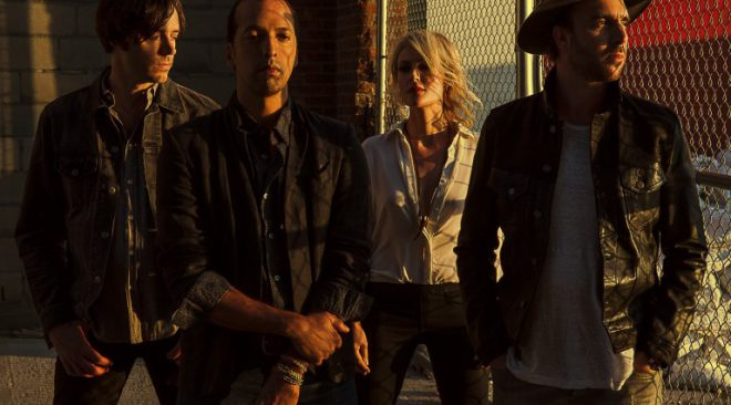 Metric's 'last vestige of caring' prompts 'Pagans'