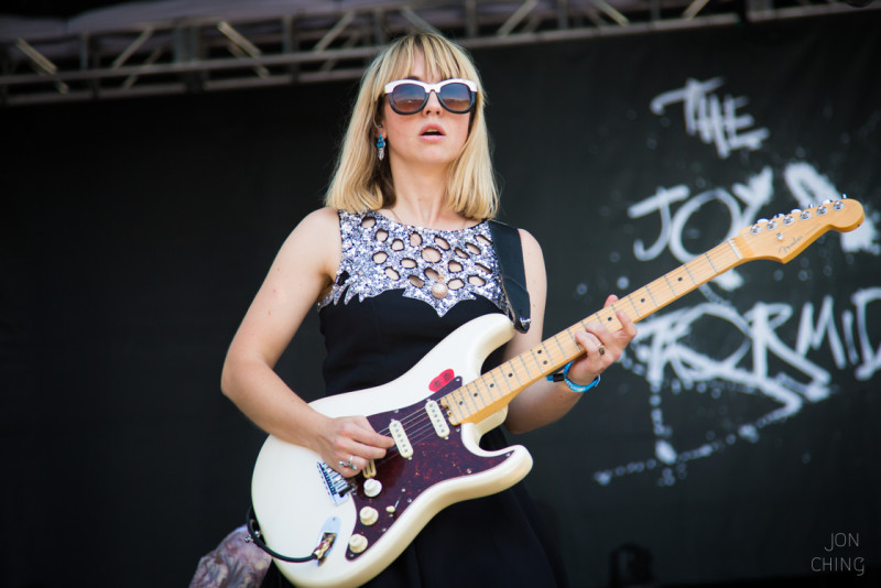 Interview: The Joy Formidable finds solace in separation