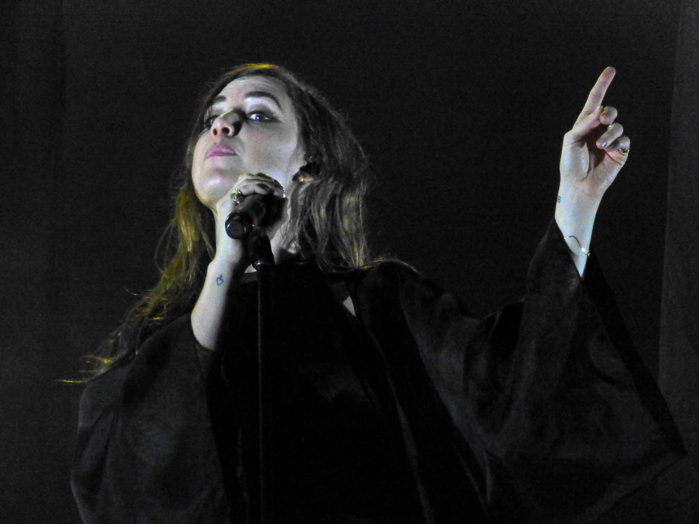 Photos & videos: Lykke Li, Mapei at the Fox Theater in Oakland; 9/21/2014
