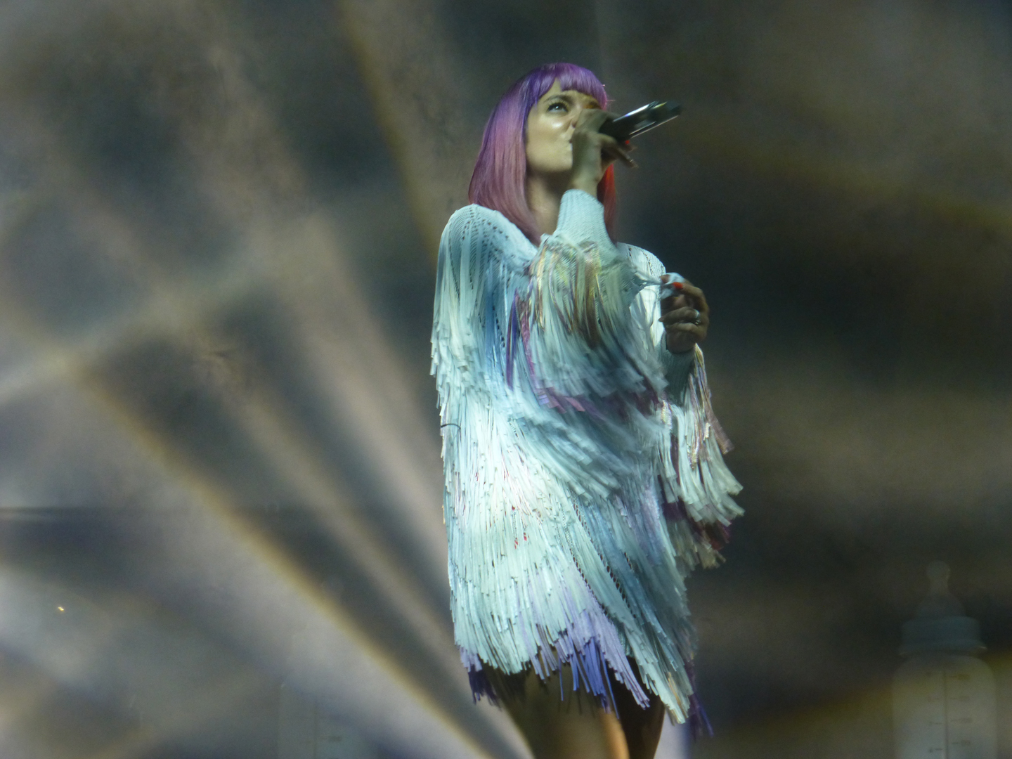 Photos & videos: Lily Allen, Lolawolf at the Fox Theater, 10/8/2014