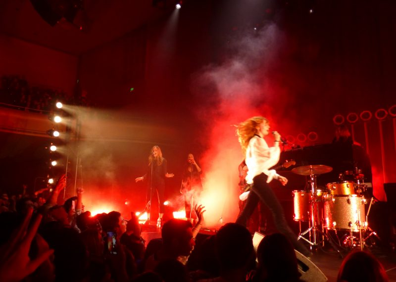 Review, pics, vids: Florence and The Machine dazzles at the Masonic