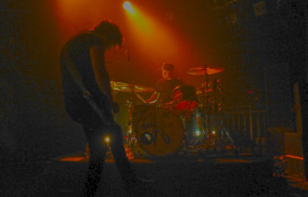 Photos and videos: Royal Blood and Mini Mansions at Slim's, April 14, 2015.
