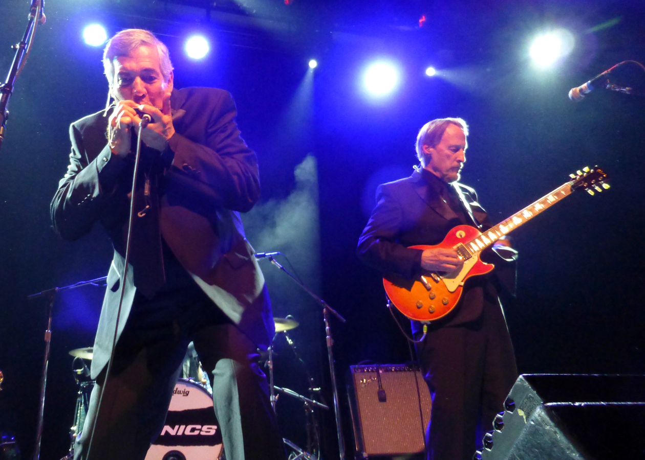 Photos and videos: The Sonics at The Fillmore - May 8