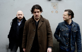 Augustines' frontman Billy McCarthy on his Bay Area childhood