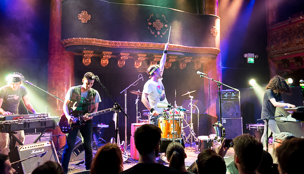 Photos, videos: Panic is Perfect, Dangermaker lead four act-lineup with Bay Area ties at GAMH