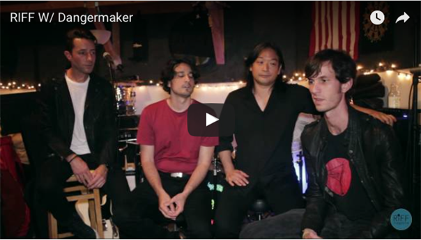 Video interview: SF's Dangermaker release their first 'love song'