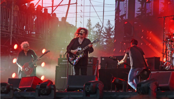 BottleRock 2014 Day 1 photos and videos