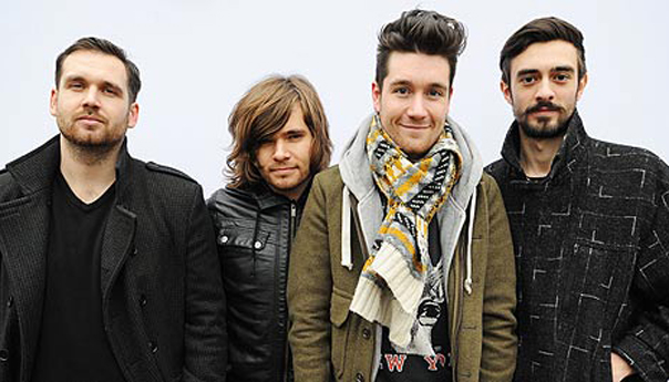 Bastille's Dan Smith on celebrating his birthday and disaster storytelling