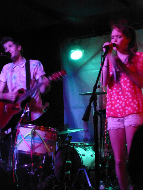 Videos:  Royal Teeth, the Colourist at Bottom of the Hill - 6/29