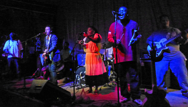 Photos & videos: The Garifuna Collective and Danny Michel at Brick & Mortar - 8/7