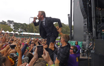Photos, videos: Outside Lands 2013 - Day 1