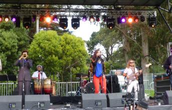 Bay Area soul, jazz and hip-hop acts highlight Yerba Buena Gardens Festival