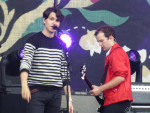 Vampire Weekend, Ezra Koenig, Chris Baio, Chris Tomson, Rostam Batmanglij