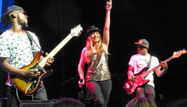 Photos, videos: ZZ Ward at the Fillmore - 9/4