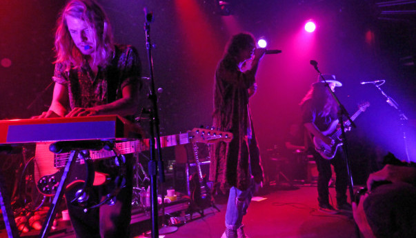 Photos and video: Grouplove at The Independent - 9/14