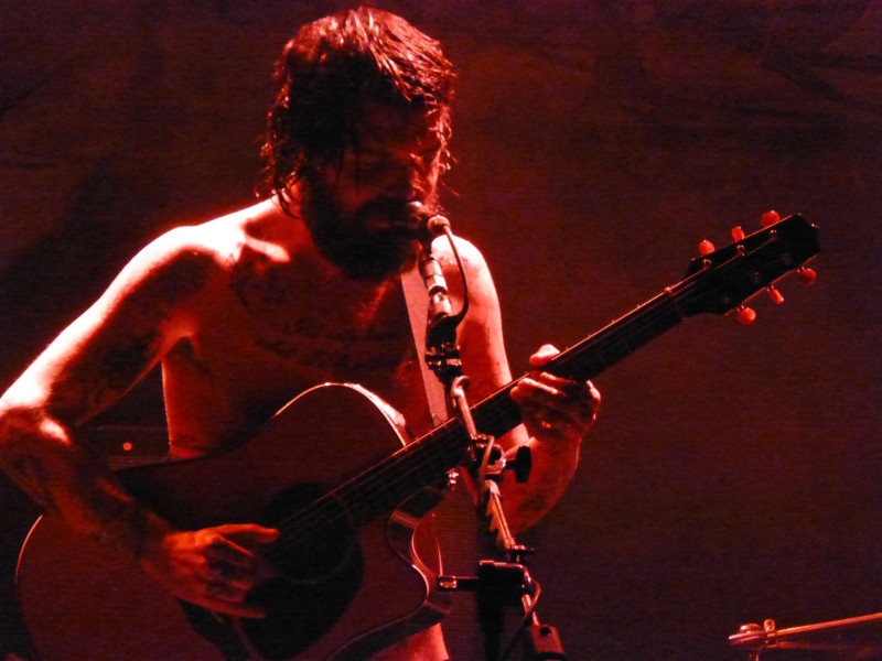 Biffy Clyro's James Johnston on marriage, the peculiar name, songwriting and indifference toward Trent Reznor