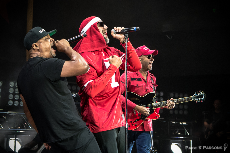 REVIEW: Prophets of Rage make Shoreline rage again