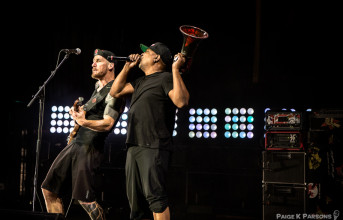 Review, photos: Prophets of Rage make Shoreline rage again