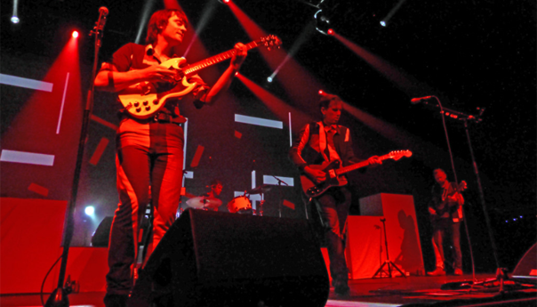 Photos & videos: Franz Ferdinand at the Fox in Oakland - 4/28/2014.
