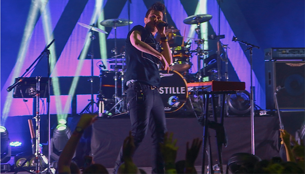 Review, photos, video: In Warfield performance, Bastille refuses to settle