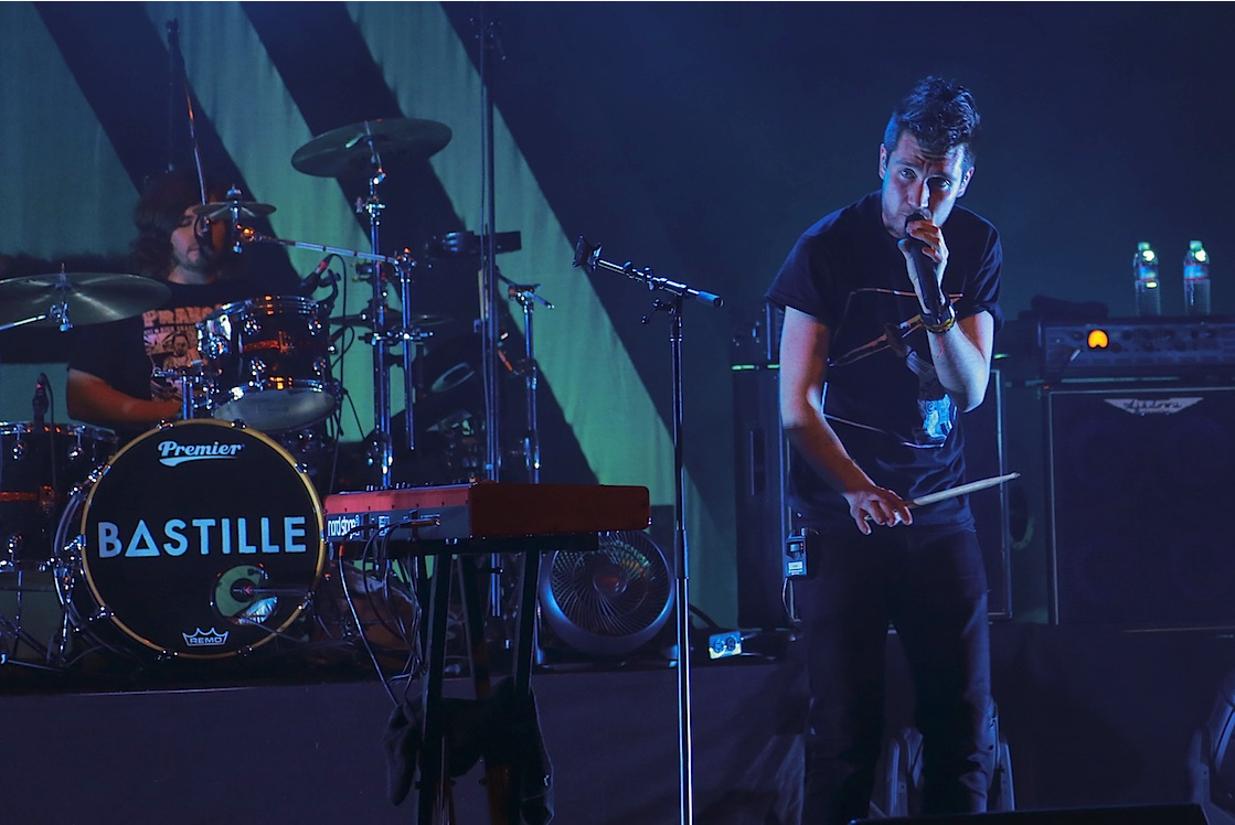 REVIEW: Bastille, Little Daylight, Nightmare and the Cat - Sept. 19