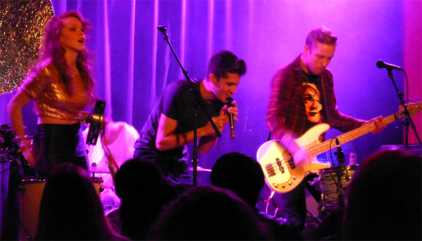 Photos and videos: Royal Teeth & Blondfire at the Chapel - 2/13/14