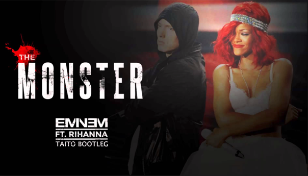 "Radio Roman: ""The Monster"" - Eminem feat. Rihanna"