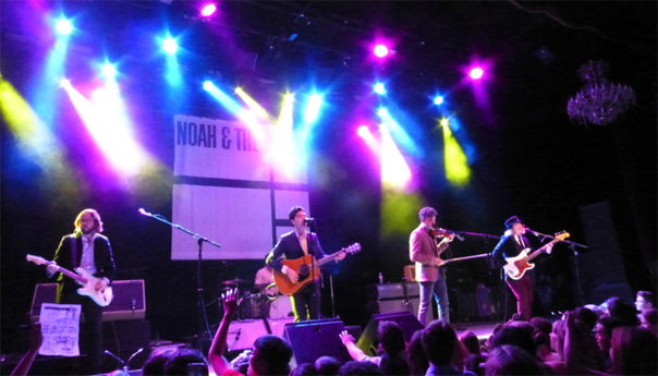 Videos & photos: Noah and the Whale at the Fillmore - Oct. 1