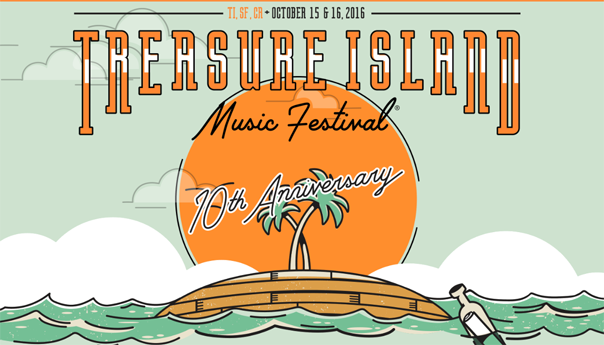 In 10th year, Treasure Island fest offers East Bay shuttles for first time
