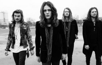 Nashville's Tyler Bryant on being a 'virtuoso' and jamming with his heroes