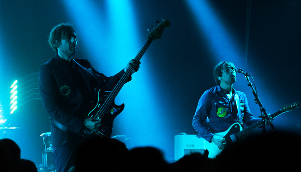 Photos: Peter Bjorn and John make triumphant return, with Jay Som and Bayonne