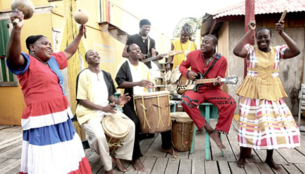 Central America's Garifuna Collective is carrying out the legacy of Andy Palacio