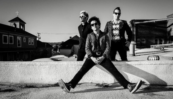 Green Day announce club tour, UC Theatre date
