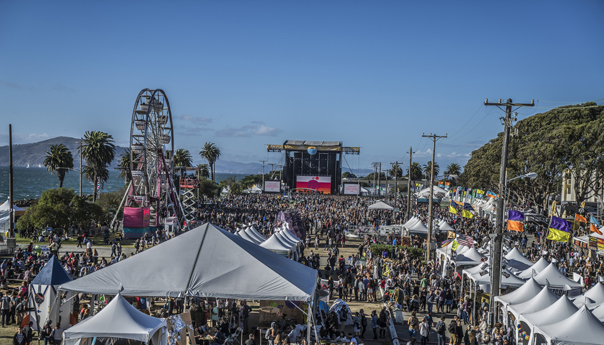 Treasure Island Music Festival: Last year on the island