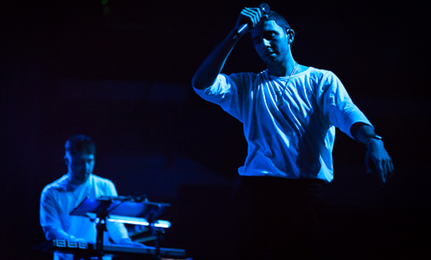 Photos: Majid Jordan returns for phenomenal make-up show at the Regency Ballroom