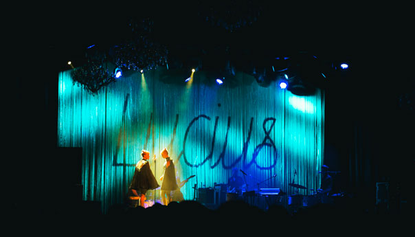 Photos: Lucius revives art-pop '80s at the Fillmore