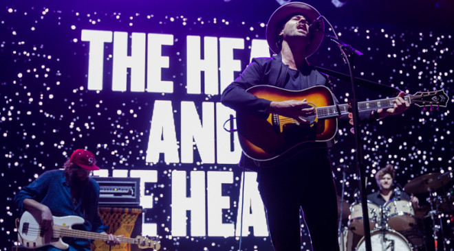 Review: The Head and the Heart, The Moondoggies, The Family Crest at the Fillmore
