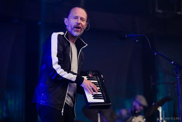 Thom Yorke, Radiohead, Outside Lands