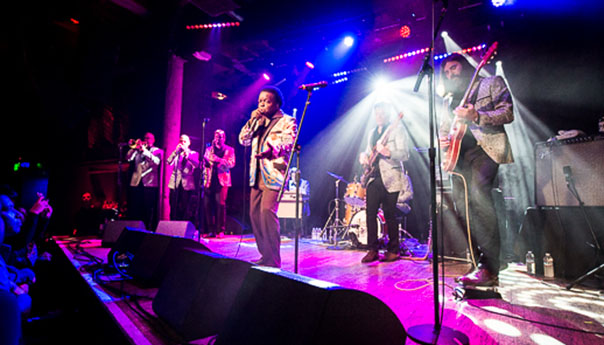 Photos: Lee Fields and the Expressions sway the crowd at Mezzanine