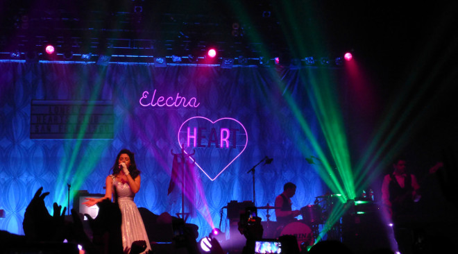 Photos & video: Marina and the Diamonds, Charli XCX at the Warfield - 5/6